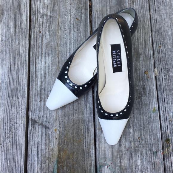 06a467c643be Vintage 8.5 AA Stuart Weizman Spectator Pumps. M 5ad4f5f1a825a6d3f773b5e8.  Other Shoes you may like. Vintage Stuart Weitzman Heels